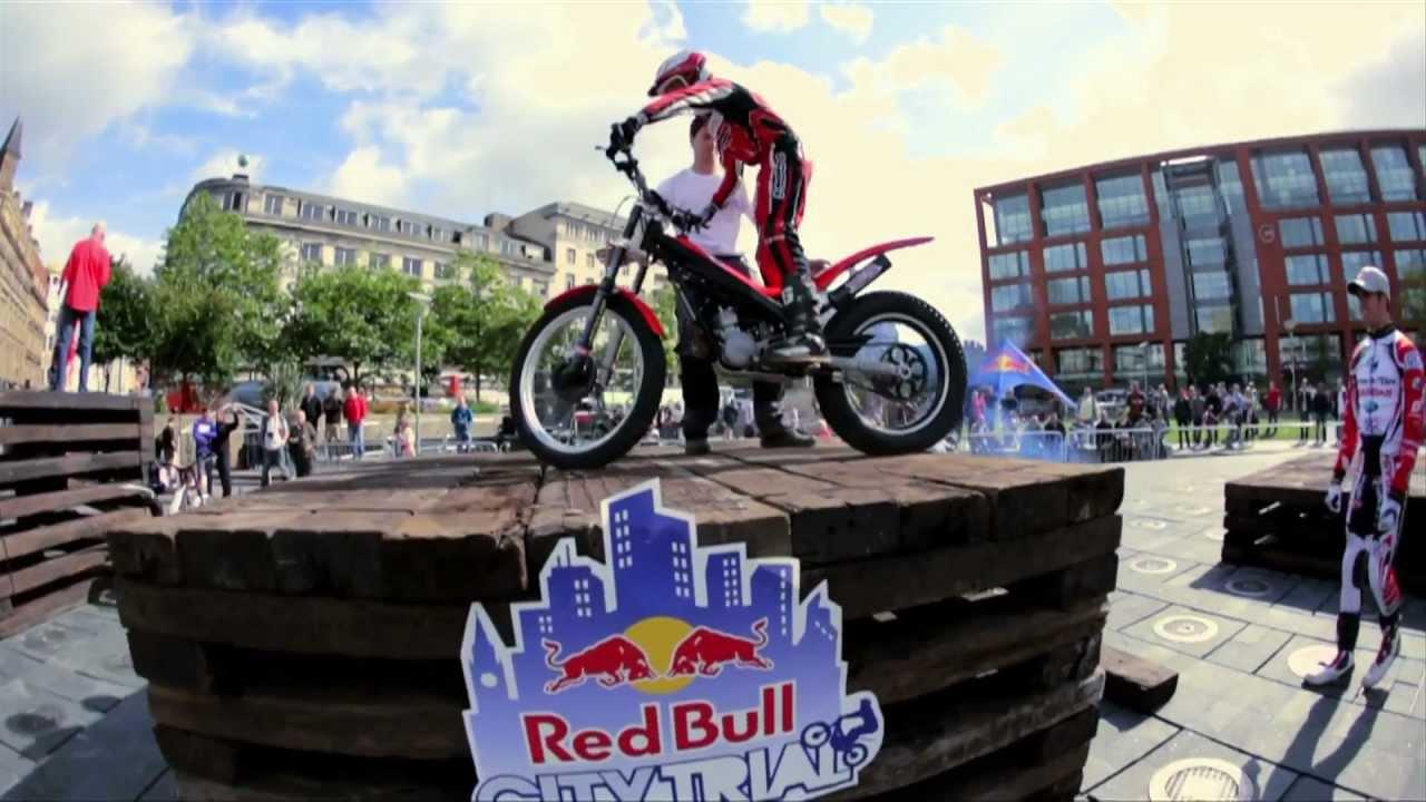 Urban Trials Motor Biking Red Bull City Trial 2012 Youtube