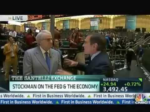 David Stockman on the Great Deformation