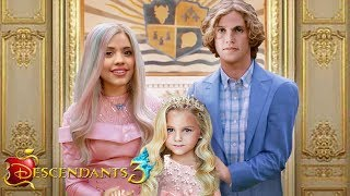 Descendants 3: Chad and Audrey have a daughter! 💗👑 A beautiful and spoiled Princess!| EDIT