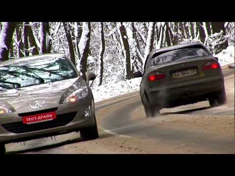 Тест Peugeot 408