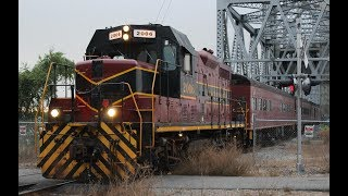 Veteran Geeps, CapeFlyer, Buzzard's Bay Dinner Train, and More! Busy Day on Mass Coastal