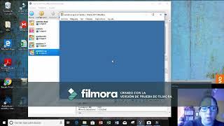 windows XP virtual box