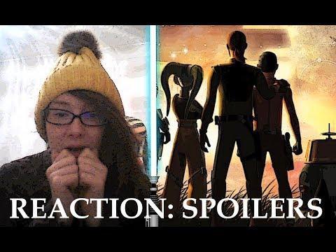Star Wars Rebels S4: Jedi Knight SHOCKING Reaction
