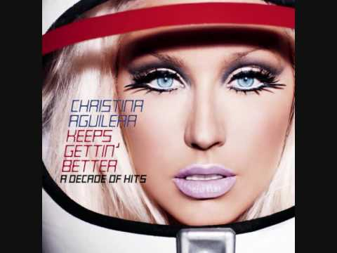 13. Genie 2.0 - Christina Aguilera (Keeps Gettin&#039; Better: A Decade Of Hits 2008)