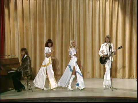 ABBA - I Do, I Do, I Do, I Do, I Do; SOS; Waterloo Music Videos