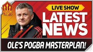 Solskjaer's Pogba Transfer Plan! Man Utd Transfer News