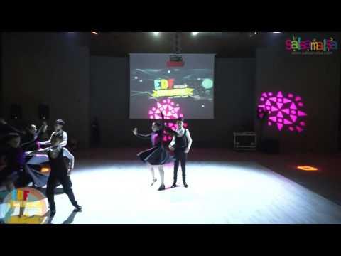 Çabed Kids Grup Dance Performance - EDF 2016