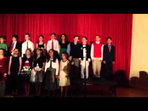 2012 Royal Palm Academy Christmas show