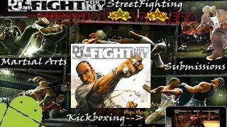 Descargar def jam fight for ny(peleas callejeras) emulador y configuraciones Android
