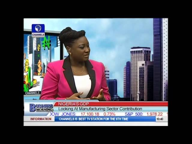 Business Morning: Favourable Policies Pushing Growth In Nigeria's Manufacturing Sector  Part2