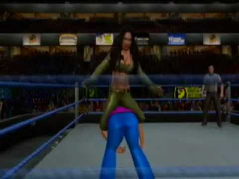 Wwe Divas Kicking Meg Griffin's Ass X3 video