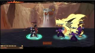 Unlimited Ninja | Vietnam | Obito&Madara VS Mount Myoboku | Universe Fairyland | Rikudou Naruto