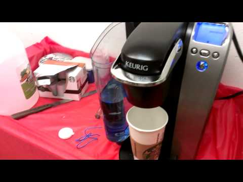 Keurig Coffee Maker Problems Lights Flashing : Keurig Troubleshoot