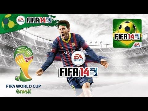 FIFA 14 Para Android v1.3.6 [Comentarios en Español] [Instalacion Paso a Paso]