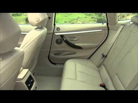 BMW 3-Series GT, интерьер