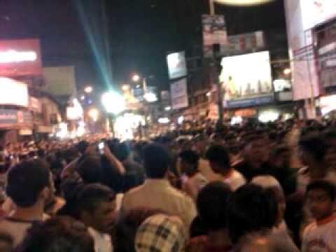 Dnyaneshwar Maharaj Palakhi At Pune On 25th June 2011 video