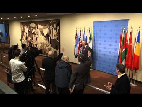 Syrian Peace After Brahimi's Failure