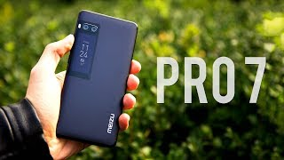 Meizu Pro 7: Dual-Screen & Dual-Camera (Review în Română)