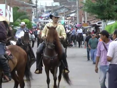 CABALGATA ANDALUCÍA 2013