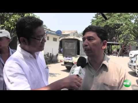 Interview With Ko Min Ko Naing Regarding U Win Tin