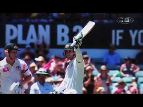 Channel 9 & Michael Clarke's Tribute To Phillip Hughes