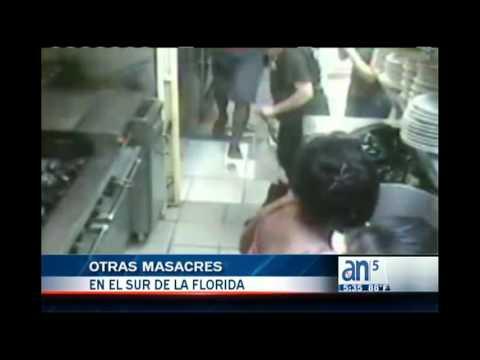 Las masacres más recordadas de la Florida - América TeVé