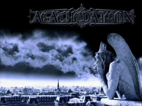Agathodaimon - The Ending of Our Yesterday