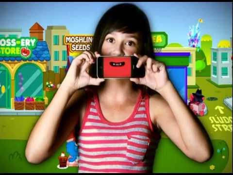 Moshi Monsters - MouthOff US TV Advert - Free Online Virtual Pet