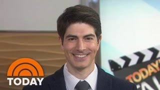 Brandon Routh Trades In Superman Cape In 'Legends Of Tomorrow'   TODAY