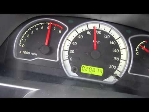 Daewoo Nexia N150 16 клапанов,разгон до 100