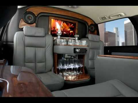 Toyota Sequoia Ceo Custom Limo Conversion By Quality