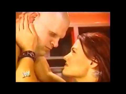 Lita kissing Kane compilation