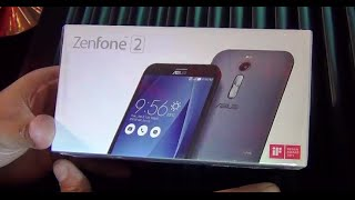 Asus Zenfone 2 ZE551ML Unboxing & Hands On Review With Camera Test, Benchmarks And Features Overview
