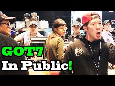 GOT7 - Look - DANCING KPOP IN PUBLIC!!