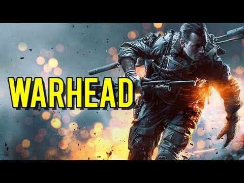Warhead - Battlefield 4, Next Gen. Consoles (Battlefield 3 Gameplay/Commentary)