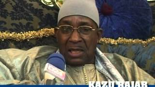 Kahzu Rajab 2015 | Interview serigne Abdou fatah Mbacké