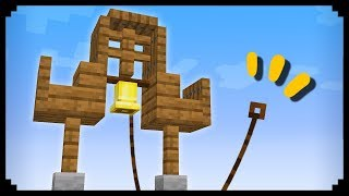 ✔ Minecraft: How to make a Working Bell Tower