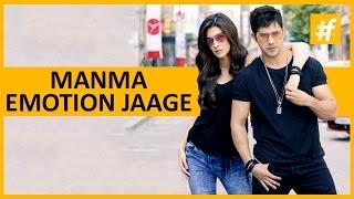Shah Rukh Khan, Kajol, Varun Dhawan & Kriti Sanon | Manwa Emotion Jaage Song Launch | Dilwale