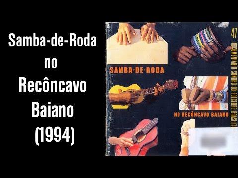 Disco - Samba-de-Roda no Recôncavo Baiano (1994)