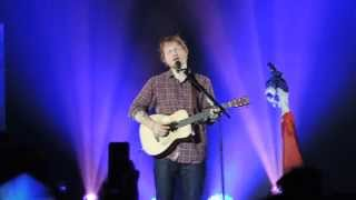 download lagu Everything You Are Live - Ed Sheeran gratis