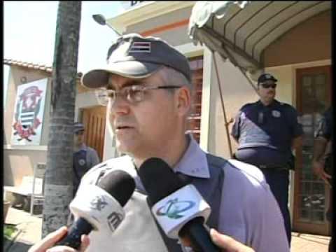GAECO desmantela facção criminosa em Cosmópolis / SP