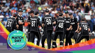 New Zealand triumph against all odds over India at Old Trafford to book a place in the #CWC19 final