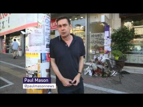 Greece's battle against Golden Dawn