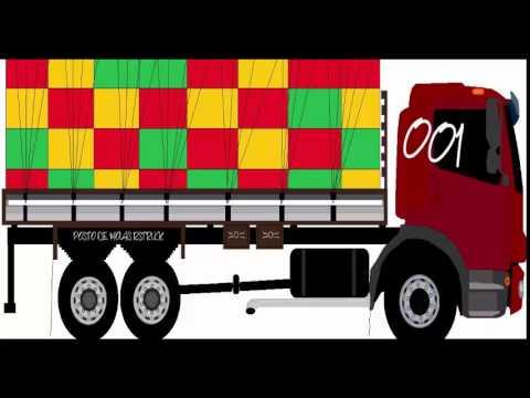Desenhos De Caminhões Mais Top´s