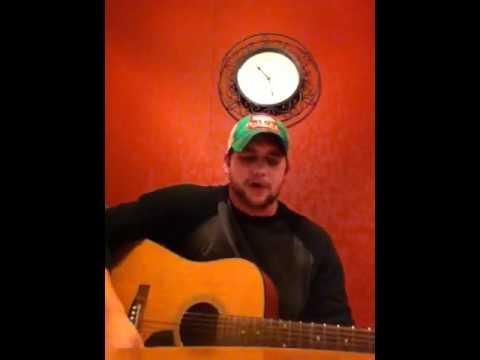 Breaks My Heart- Casey Donahew (Aaron Harris cover)