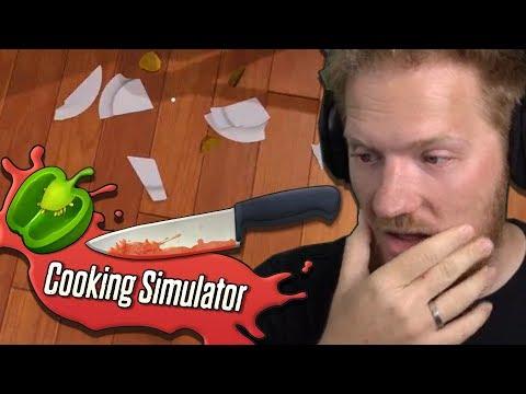 Igazi mesterszakács vagyok, NA! - Cooking Simulator
