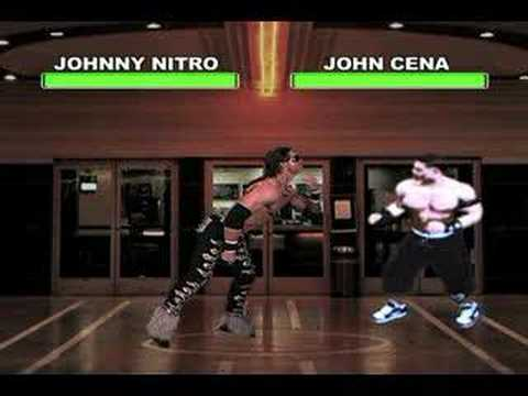 Johnny Nitro's: Extreme Power Combat Fighter!!! Video