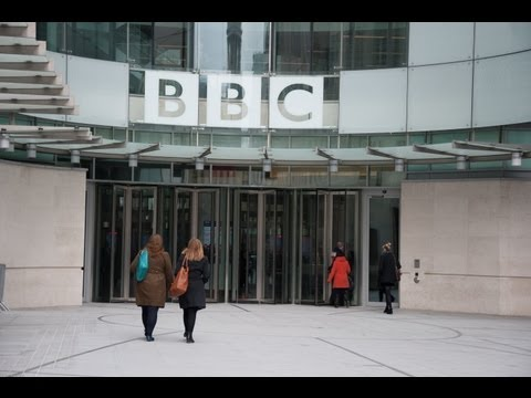 BBC Media Workers declares a 12 hours  strike - London 28-03-2013