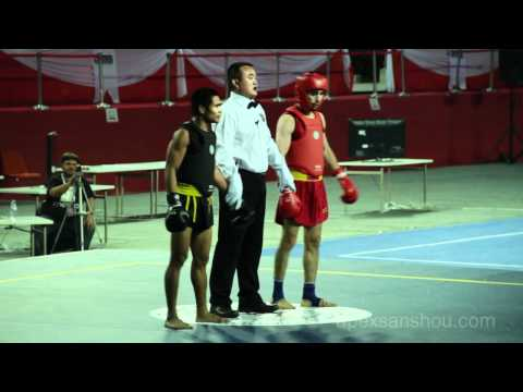 2011 - 11th World Wushu Championships - Sanda/Sanshou - Ankara Turkey Image 1