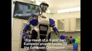 Armar III 2013 New Humanoid Robot